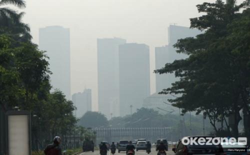 Polusi Jakarta