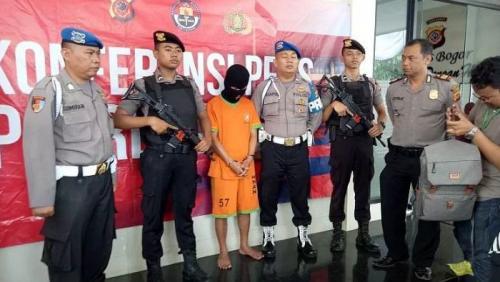 Pembunuhan di Bogor