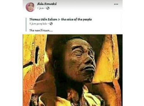 Jokowi Mumi