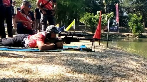 Kejurnas menembak Danjen Kopassus
