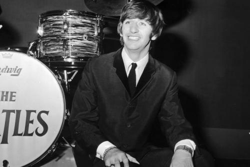 Drumer The Beatles Ringgo Starr. (Foto: NY Post)