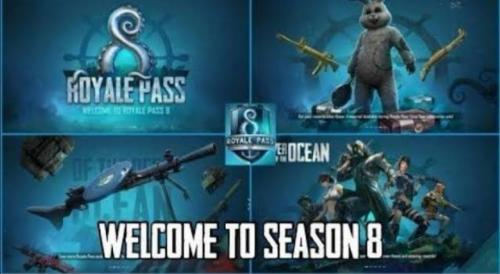 Seorang Youtube bocorkan game PUBG Mobile Season 8, hadir dengan tampilan laut