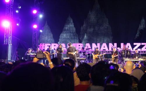 Yovie - Prambanan Jazz Festival 2019
