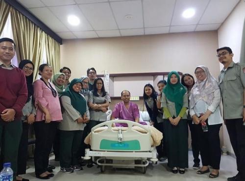 Pasien rumah sakit