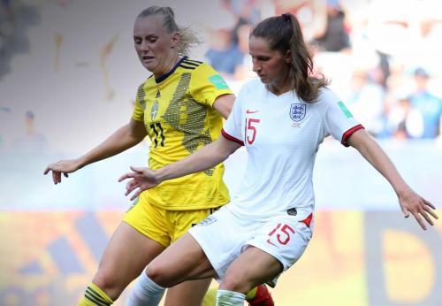 Timnas Inggris vs Swedia di Piala Dunia Wanita 2019