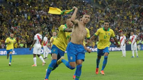 Richarlison selebrasi