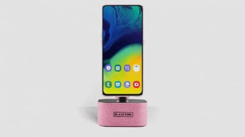 Samsung luncurkan ponsel Samsung Galaxy A80 edisi BlackPink