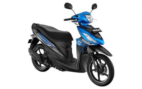 Skuter matik Suzuki