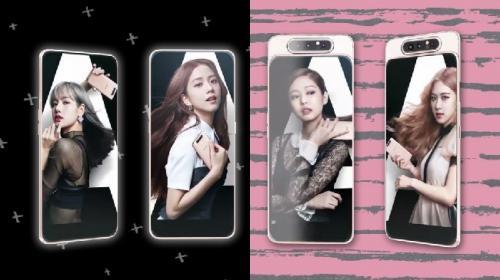 Samsung hadirkan Galaxy A80 Blackpink edisi