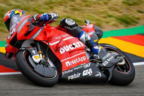Andrea Dovizioso di MotoGP Belanda 2019