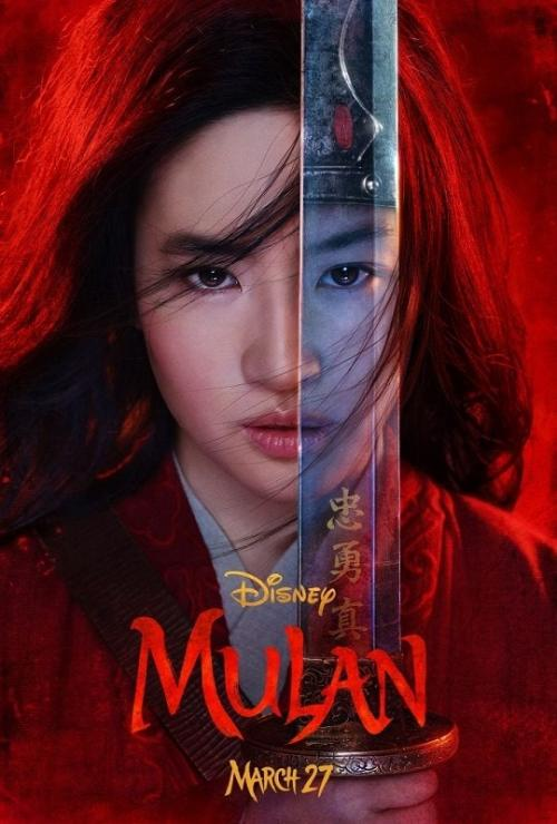 3 fakta menarik seputar Liu Yifei, aktris pemeran Hua Mulan dalam live-action Mulan. (Foto: Disney)