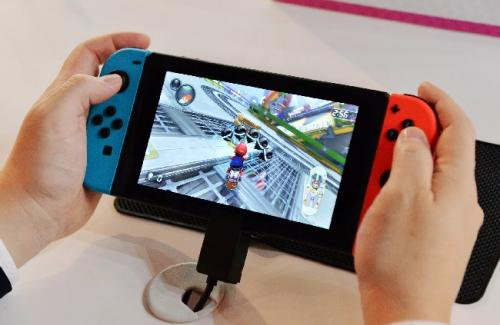 Nintendo Switch. (Foto: Nintendo)
