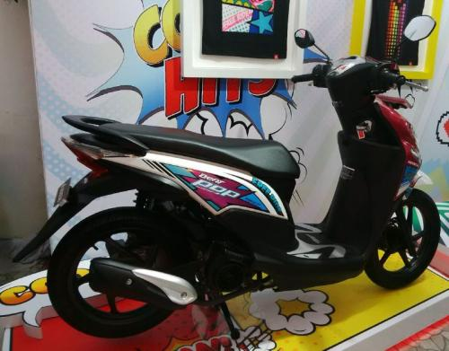 Honda BeAt Pop