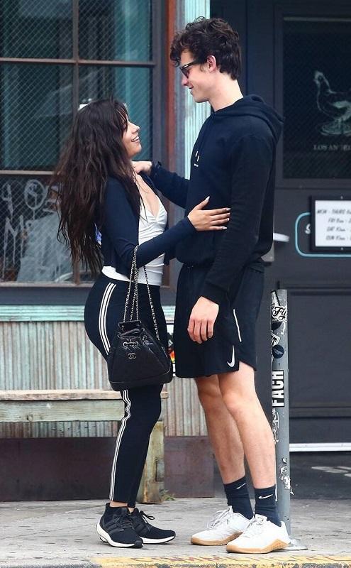 Camila Cabello dan Shawn Mendes