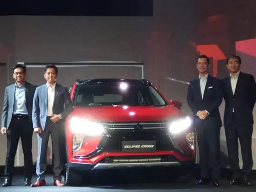 Launching Eclipse Cross