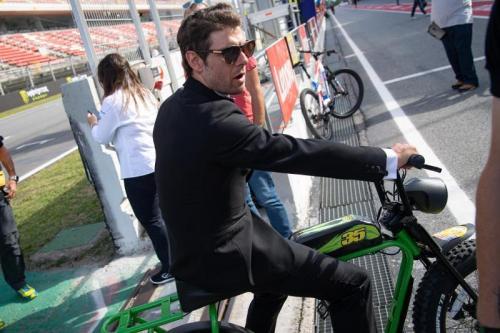 Cal Crutchlow ingin melihat perkembangan fisik dan peluangnya jadi juara dunia sebelum pensiun (Foto: MotoGP)