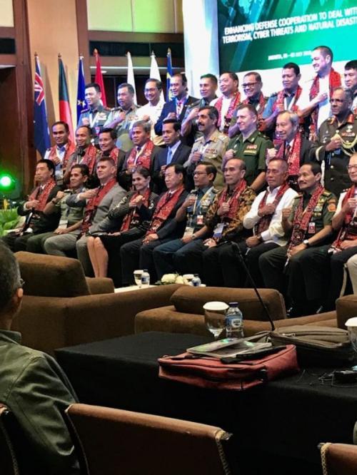 International Defense Science Seminar (IIDSS) 2019 (foto: Dokumentasi Susaningtyas Kertopati)
