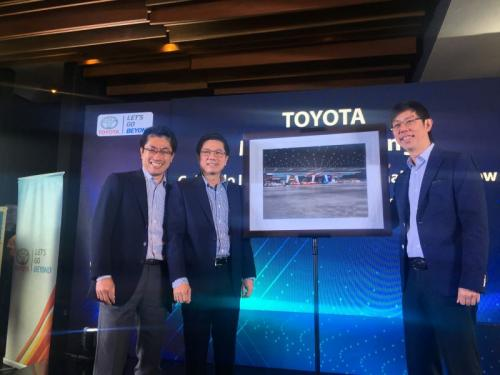 Board Director Toyota Astra Motor