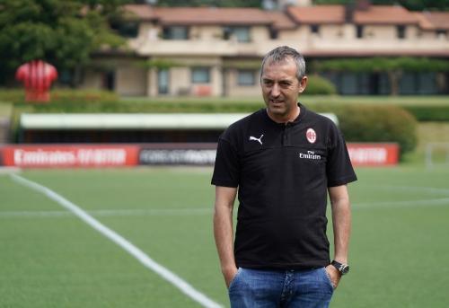AC Milan telah coba datangkan Marco Giampaolo sejak 2016