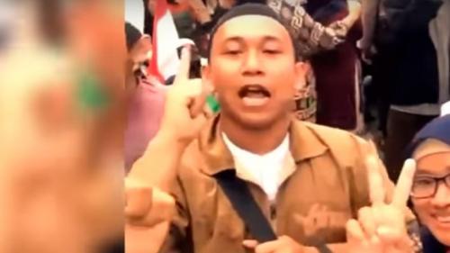 Pengancam Jokowi
