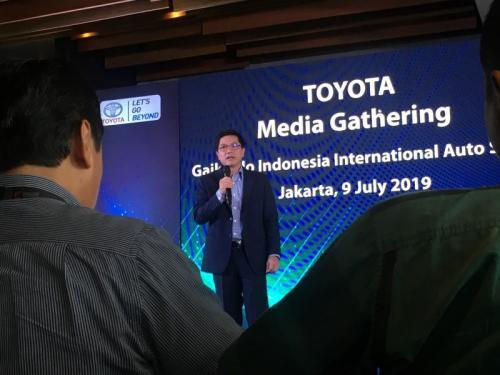 Henry Tanoto Toyota Astra Motor