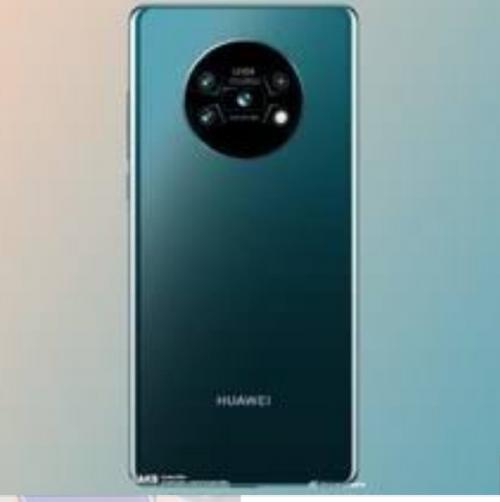 Huawei Mate 30 Pro Punya Modul Kamera Melingkar