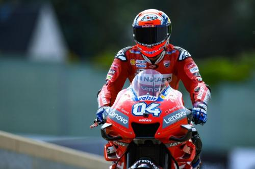 Penampilan Andrea Dovizioso di MotoGP 2019