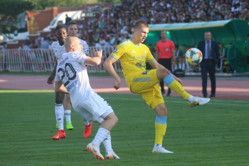 FC Astana vs CFR Cluj