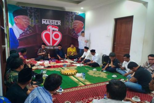Diskusi pengelolaan dana zakat dan haji