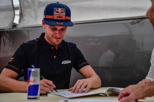 Brad Binder resmi perkuat KTM Tech 3 di MotoGP 2020