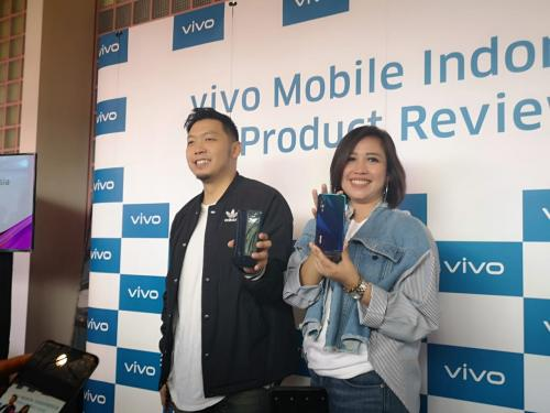 Vivo perkenalkan lini baru seri S lewat Vivo S1