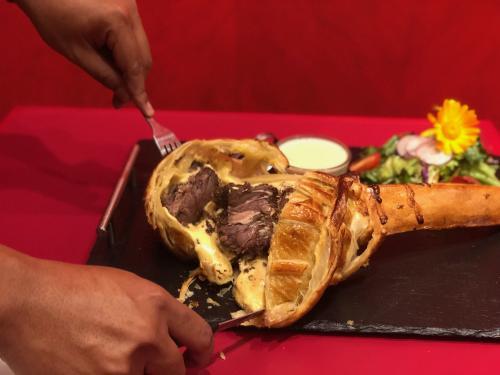 steak enak banget