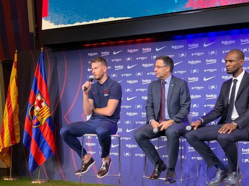 Penggawa baru Barcelona, Neto