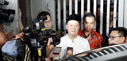 Syafruddin Arsyad Temenggung. (Foto: Arie Dwi Satrio/Okezone)