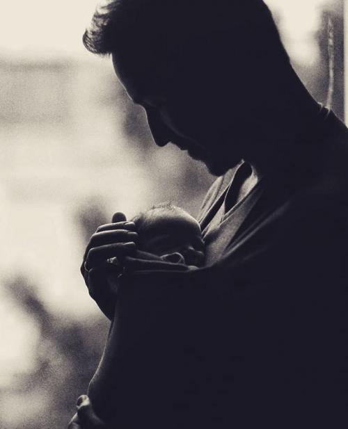 Hamish Daud bersama Baby Zalfina. (Foto: Instagram)