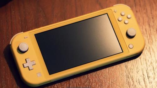 Nintendo bikin Nintendo Switch Lite