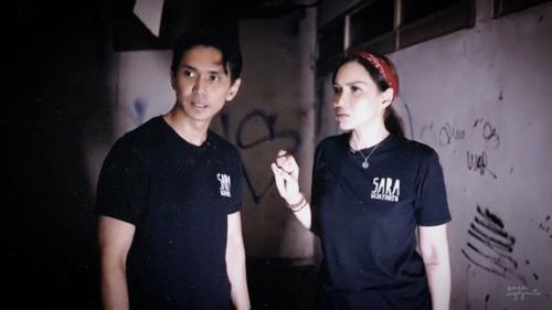 Sara Wijayanto ghost hunting