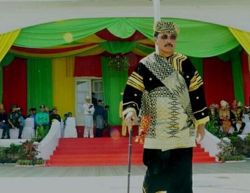 Gubernur Kepri Nurdin Basirun/Foto: Instagram