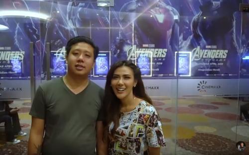 Rey Utami dan Pablo Benua dikabarkan telah ditahan di Polda Metro Jaya, pada Kamis (11/7/2019). (Foto: YouTube)