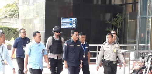 Gubernur Kepri, Nurdin Basirun