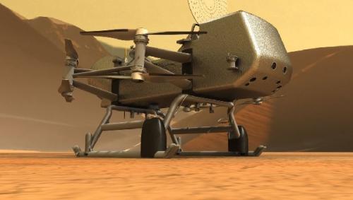 Bulan Milik Saturnus, Titan Jadi Target NASA