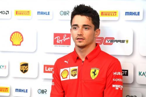 Charles Leclerc ingin aturan ditegakkan secara konsisten (Foto: Laman resmi Scuderia Ferrari)