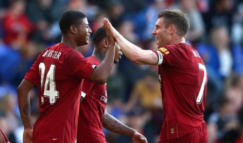 Liverpool kalahkan Bradford di laga persahabatan