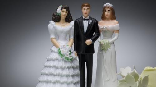 ilustrasi poligami 2 istri