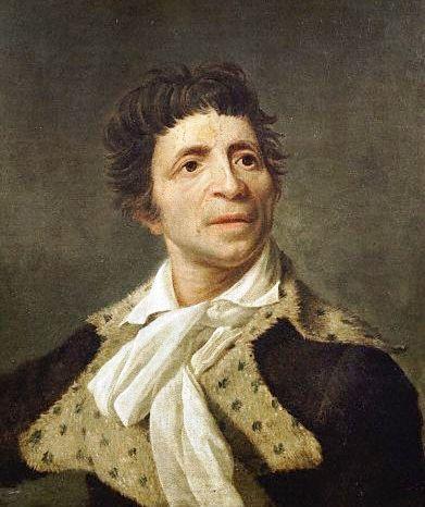 Jean-Paul Marat (foto: Wikipedia)