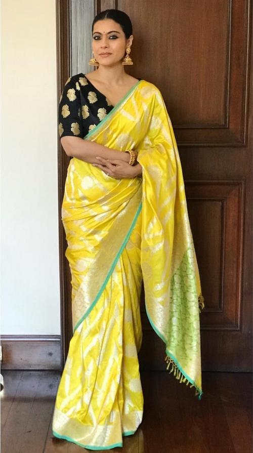 Kajol baju india