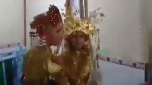 pernikahan anak