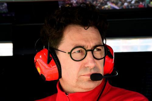Mattia Binotto tidak mau sombong dengan keunggulan Ferrari (Foto: Situs resmi Scuderia Ferrari)