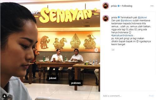 Prisia Nasution