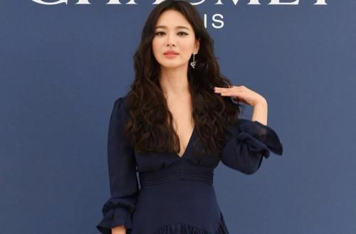 Song Hye Kyo di Monaco